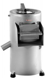 Rozsdamentes burgonyakoptató gép 10-12 kg / töltet
