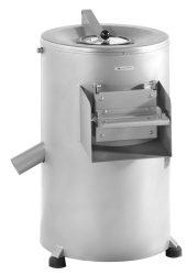 Rozsdamentes burgonyakoptató gép 18-20 kg / töltet