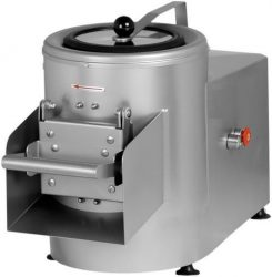 Rozsdamentes burgonyakoptató gép 4-4,5 kg / töltet