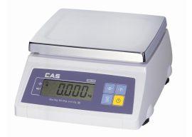 Cas Sw 1W 2,5,10,20 kg-os vízhatlan tömegmérő mérleg