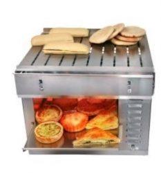 Futószalagos rendszerű toaster