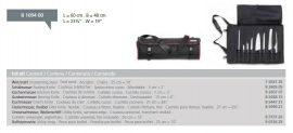 Dick_8109400 Pro Dynamic 8 db-os késkészlet rolltáskában