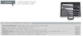 Dick_8116700 Pro Dynamic 6 db-os késkészlet, mágneses tárolóval