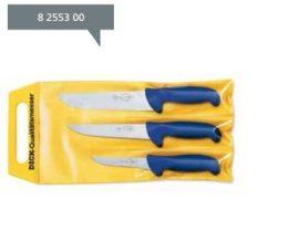 Dick_8255300 Dick műanyag nyelű Eurogrip késkészlet 3 részes
