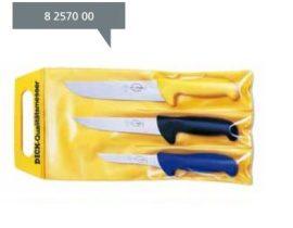 Dick_8257000 Dick műanyag nyelű Eurogrip késkészlet 3 részes