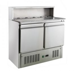 GNTC-S902 - Salátahűtő asztal