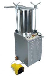 Hidraulikus kolbásztöltő 15 literes