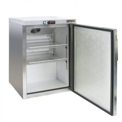 J-160 RM - Rozsdamentes hűtőszekrény
