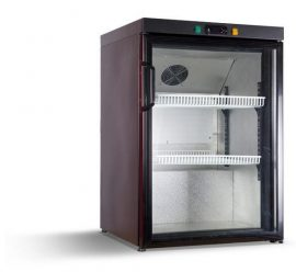 J-160-GD - Üvegajtós hűtővitrin