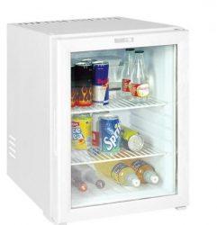 Abszorpciós hűtésű minibár üvegajtós KMB 35 ECO