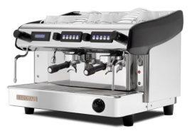 Expobar Megacrem kétkaros kávéfőző elektronikus adagszámlálóval (spanyol kávégép)