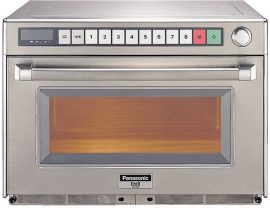 Ipari mikrohullámú sütő, 44 literes, digitális, 1800 W