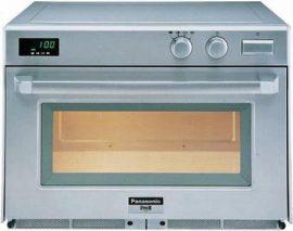 Ipari mikrohullámú sütő, 44 literes, manuális, 2100 W