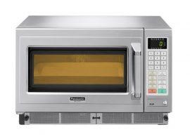 Ipari mikrohullámú sütő, 30 literes, digitális, 1350 W