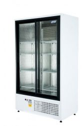 SCH 800 R - Csúszó üvegajtós hűtővitrin