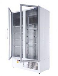 SCH 800 S - Két üvegajtós hűtővitrin