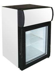 SC 21B - Üvegajtós hűtővitrin