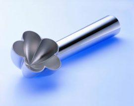 Stöckel fagylalt merítőkanál T, tortadíszítő, csillag alakú, alumínium nyéllel 30-as, 180mm