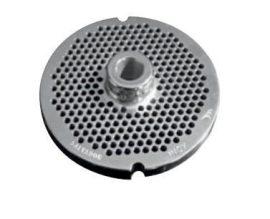 12-es darálóba való tárcsa 4 mm-es 2 núttal ( jó az egy nútoshoz is)