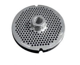 12-es darálóba való tárcsa 6 mm-es 2 núttal ( jó az egy nútoshoz is)