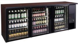 TC-BB-3GD Három üvegajtós bárhűtő