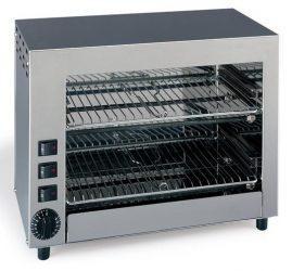 """Toaster kétszintes, 6 db csipesszel+ 2 db ráccsal """"14056"""""""