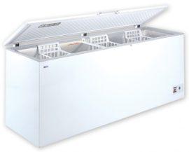 UDD 660 BK Felnyitható teletetős mélyhűtőláda