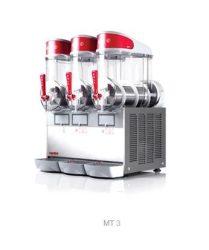 Ugolini 3x10 literes jégkásagép (3 tartályos)
