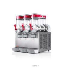 Ugolini 3x6 literes jégkásagép (3 tartályos)