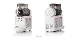 Ugolini 3 literes jégkásagép (1 tartályos)