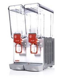 Ugolini Deluxe 2x20 literes italhűtő gép