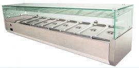 VRX395/1800 - Feltéthűtő (8x GN1/3)