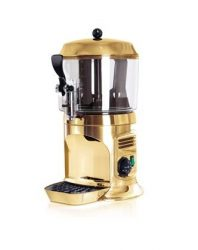 Ugolini forró csoki gép 5 literes arany