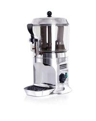 Ugolini forró csoki gép 5 literes ezüst