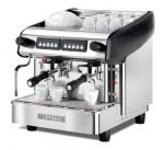 Expobar Megacrem Mini Control kétkaros kávéfőző  (spanyol kávégép) fekete