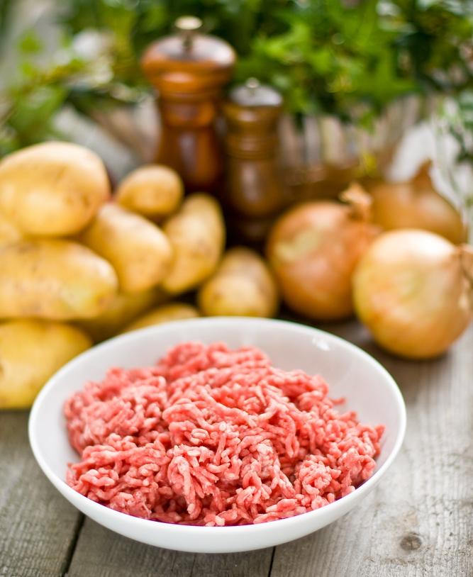 Húsdarálók a konyhában