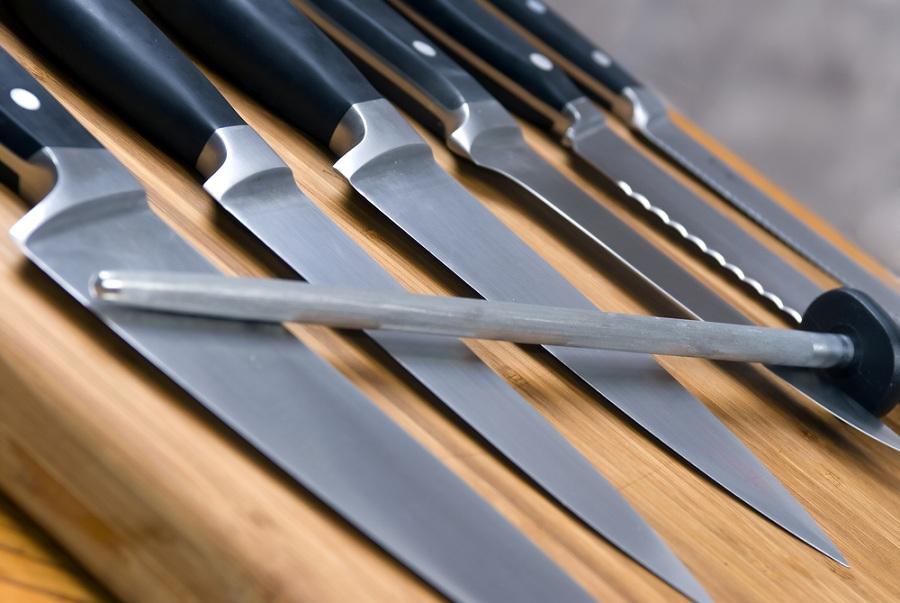 Dick termékek a konyhában: prémium kések